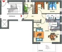 Haus 3 - Wohnungstypen