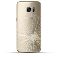 Samsung Galaxy S7 Backcover Reparatur / Tausch / Wechsel ...