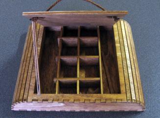 Holzkassette