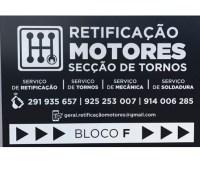 RETIFICADORA DE MOTORES