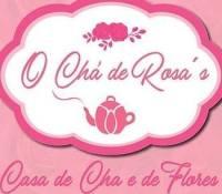 CHA DE ROSAS
