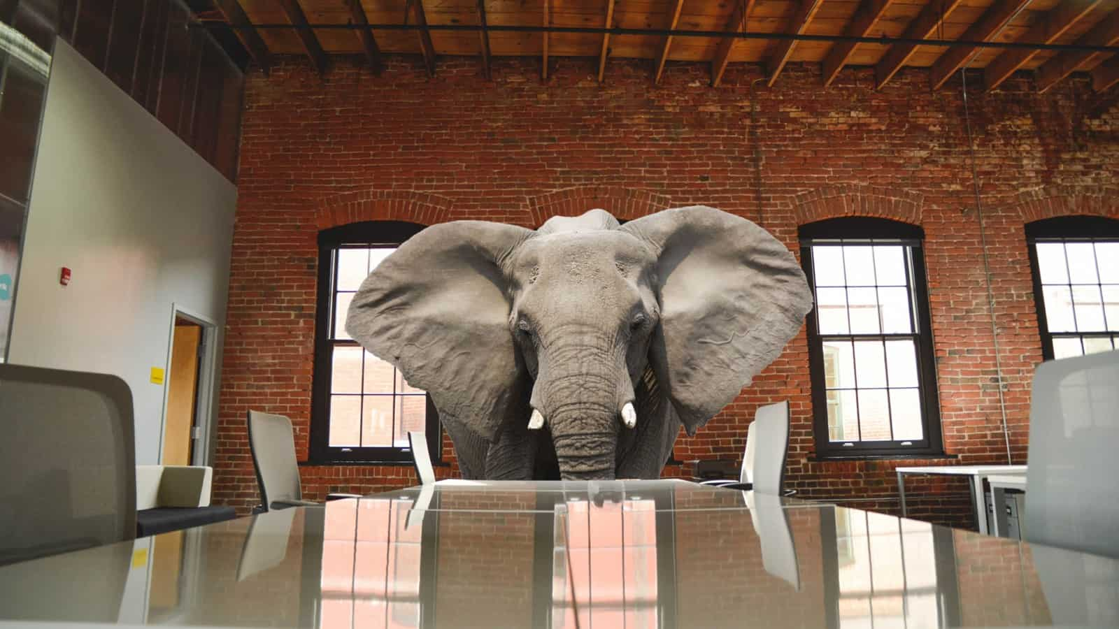 The Three Elephants in the AI for IT support Living Room