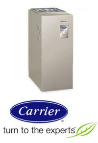 Carrier Furnaces - Air conditioning install