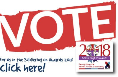 Vote for us!!! - Click here