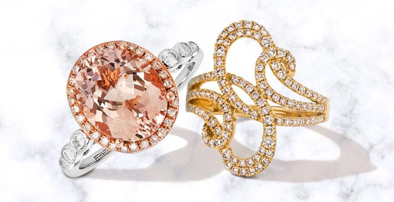 effy & levian rings