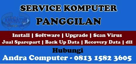 Jasa Install Ulang Windows Komputer di Pamulang