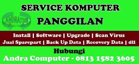Jasa Install Ulang Windows Laptop di Sawangan