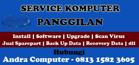 Jasa Service Komputer Panggilan di Permata Hijau