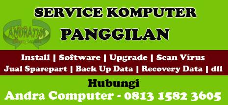 Jasa Service Komputer Panggilan di Pluit