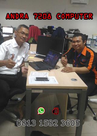 Jasa Service Komputer Panggilan ke Kantor Jakarta