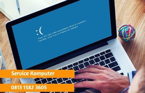 Jasa Instal Ulang Laptop di Jakarta Timur
