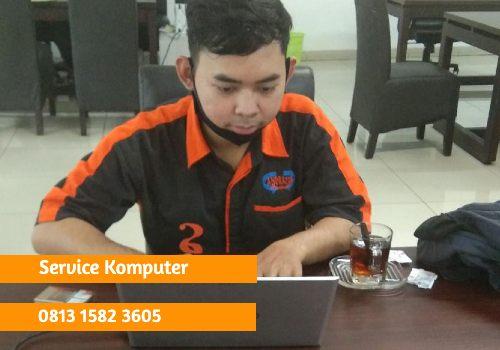 Tempat Install Ulang Laptop Terdekat Jakarta Timur