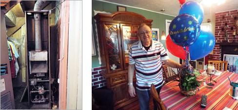 2016 Oldest Furnace Contest Winners