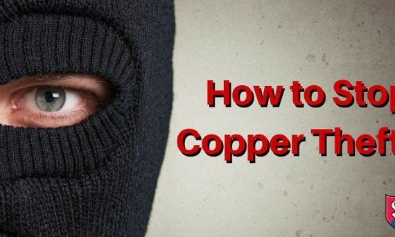 Prevent Air Conditioner Copper Theft