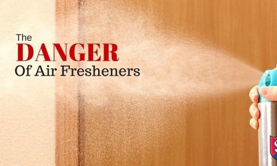 chemical air freshener dangers