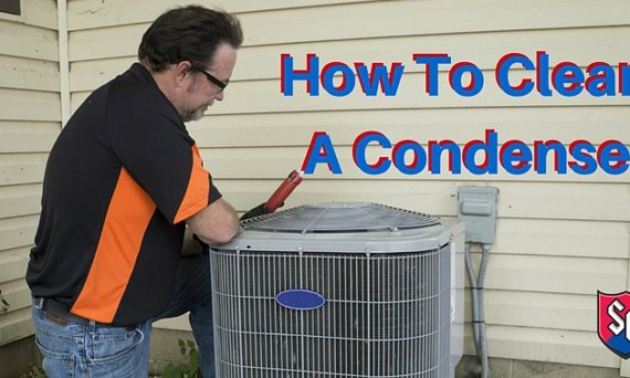 How to clean an air conditioner condenser for spring
