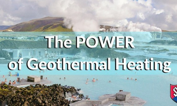 How to use geothermal power to heat and cool your home