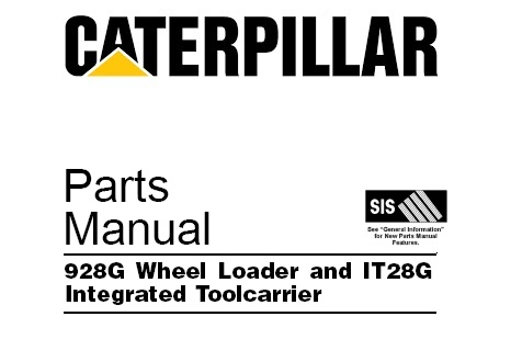 Caterpillar Cat 928G Wheel Loader And IT28G Integrated