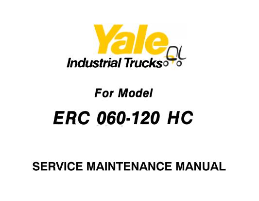 Yale ERC 060 – 070 – 080 – 100