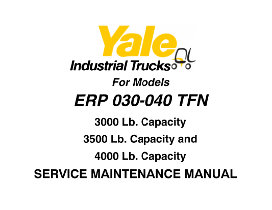 Yale ERP 030