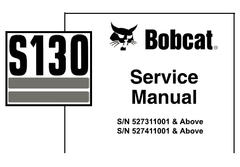 Bobcat S130 Skid