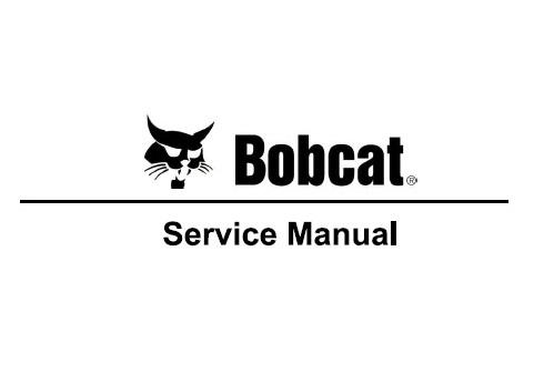 Bobcat T40140, T40170 Telescopic Handler Service Repair