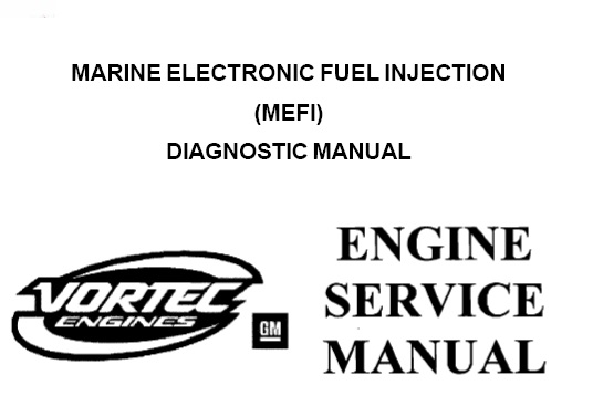 Marine Power GM 5.7L Electronic Fuel Injection Diagnostic