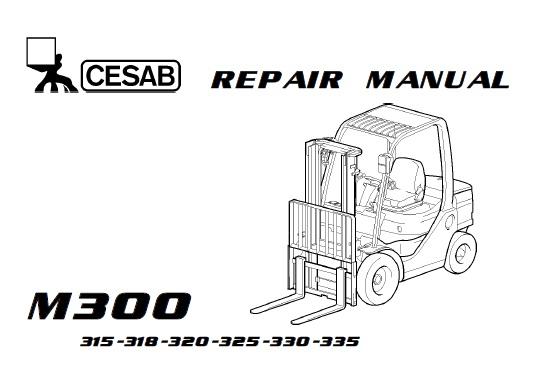 Cesab M300