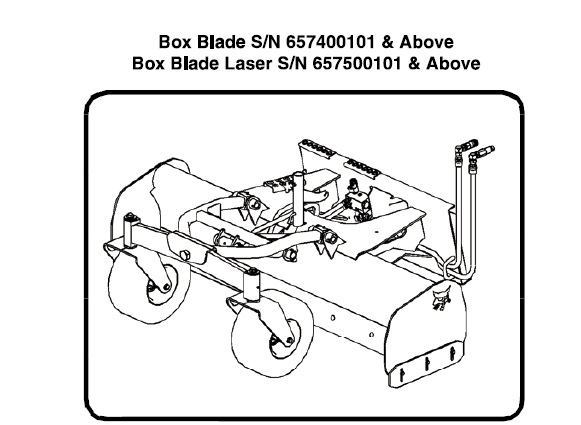 Bobcat Box Blade , Box Blade Laser Service Repair Manual