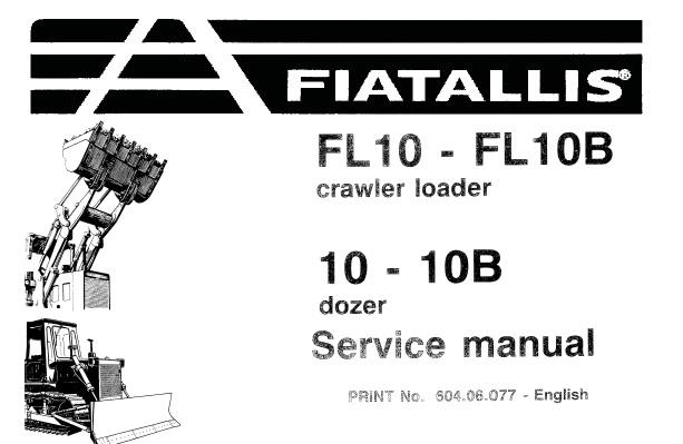 Fiat Allis FL10