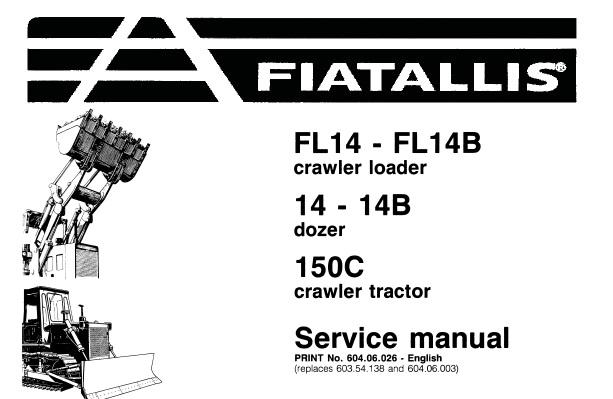 Fiat Allis FL14