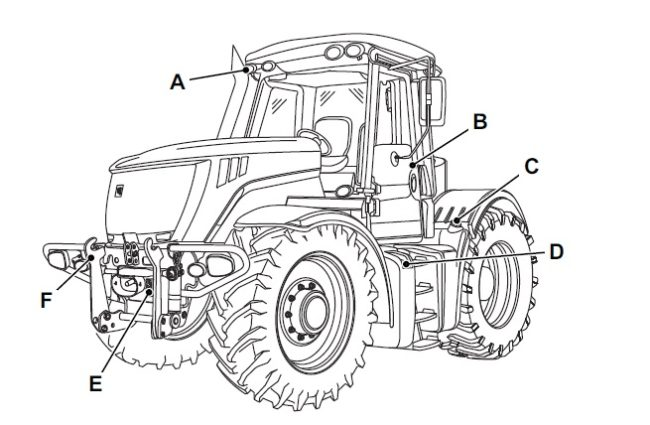 JCB 3000 SERIES (TIER 4 FINAL) FASTRAC Operator Manual