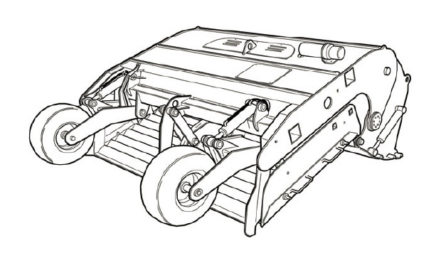 Bobcat SC200 Sand Cleaner Service Repair Manual