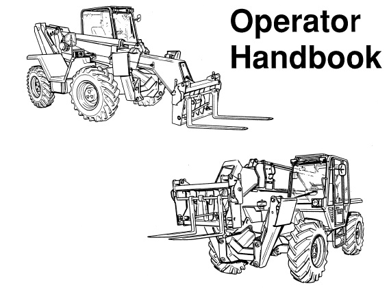 JCB PlaceAce 530-110, 530-120 Loadall Operator's Manual