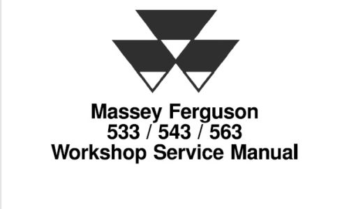 MASSEY FERGUSON – Page 3