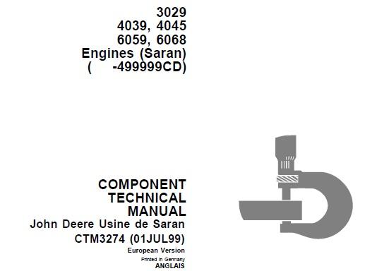 John Deere 6068TFM75