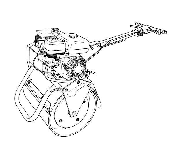 JCB VMS55 Single Drum Roller Service Repair Manual