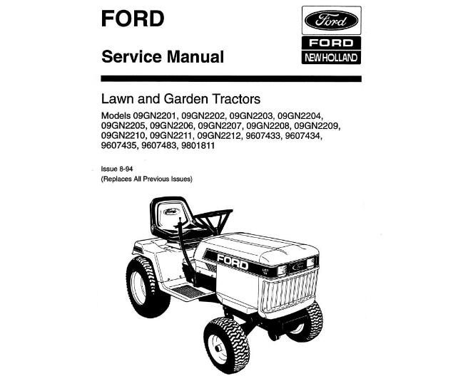 Ford New Holland 09GN2201