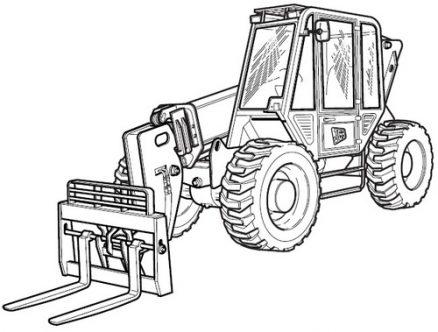 JCB Load Control (Supplement) Telescopic Handler Service