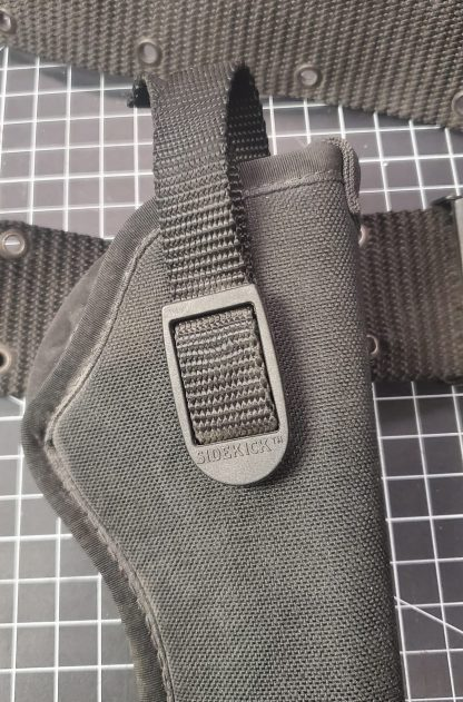 Black Holster Uncle Mikes Size 4