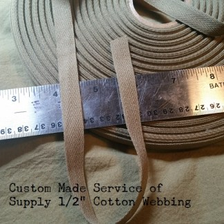 2 inch military 3 YARDS White cotton strap webbing belt replace repair Furniture