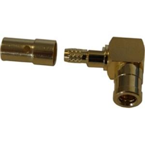 Plug Smb R/A For 3002 2 Piece | SMB Right Angled Plug