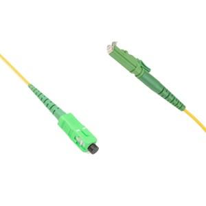 E2000/APC-SC/APC Singlemode 9/125 simplex patchcord | SC/APC singlemode patchcord | SC/APC singlemode patch cord | SC/APC patch cord | SC/APC patchcord | E2000/APC singlemode patchcord | E2000/APC singlemode patch cord | E2000/APC patch cord |E2000/APC patchcord | SC/APC-E2000/APC singlemode patchcord |SC/APC- E2000/APC singlemode patch cord | SC/APC-E2000/APC patch cord | SC/APC-E2000/APC patchcord