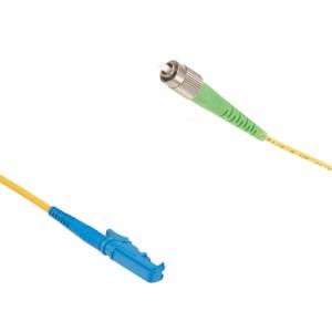 E2000-FC/APC Singlemode 9/125 simplex patchcord | FC/APC singlemode patchcord | FC/APC singlemode patch cord | FC/APC patch cord | FC/APC patchcord | E2000 singlemode patchcord | E2000 singlemode patch cord | E2000 patch cord |E2000 patchcord | FC/APC-E2000 singlemode patchcord |FC/APC- E2000 singlemode patch cord | FC/APC-E2000 patch cord | FC/APC-E2000 patchcord