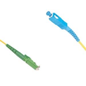E2000/APC-SC Singlemode 9/125 simplex patchcord   SC singlemode patchcord   SC singlemode patch cord   SC patch cord   SC patchcord   E2000/APC singlemode patchcord  E2000/APC singlemode patch cord   E2000/APC patch cord  E2000/APC patchcord   SC-E2000/APC singlemode patchcord  SC- E2000/APC singlemode patch cord   SC-E2000/APC patch cord   SC-E2000/APC patchcord
