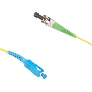 SC-ST/APC Singlemode 9/125 simplex patchcord | SC singlemode patchcord | SC singlemode patch cord | SC patch cord | SC patchcord | ST/APC singlemode patchcord |ST/APC singlemode patch cord | ST/APC patch cord |ST/APC patchcord | SC-ST/APC singlemode patchcord |SC- ST/APC singlemode patch cord | SC-ST/APC patch cord | SC-ST/APC patchcord