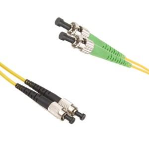 FC-ST/APC Singlemode 9/125 duplex patchcord | FC singlemode patchcord | FC singlemode patch cord | FC patch cord | FC patchcord | ST/APC singlemode patchcord |ST/APC singlemode patch cord | ST/APC patch cord |ST/APC patchcord | FC-ST/APC singlemode patchcord |FC- ST/APC singlemode patch cord | FC-ST/APC patch cord | FC-ST/APC patchcord