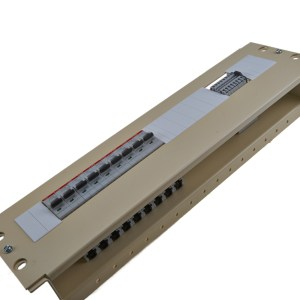 DC Distribution & Fuse Rails