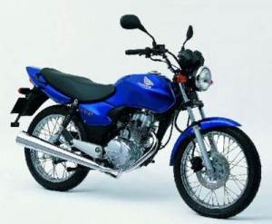 Honda CG125 CG 125 Manual
