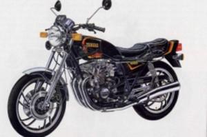 Yamaha XJ550 Seca Maxim XJ550 Manual